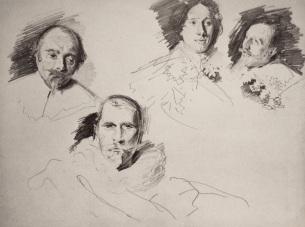 John Singer Sargent After Frans Hals